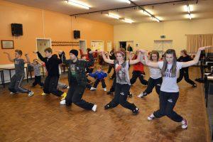 After School dance class